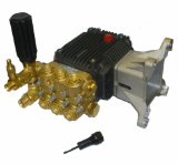 XMV3G30D Pressure Washer Pump 3000PSI, 3.0GPM AR