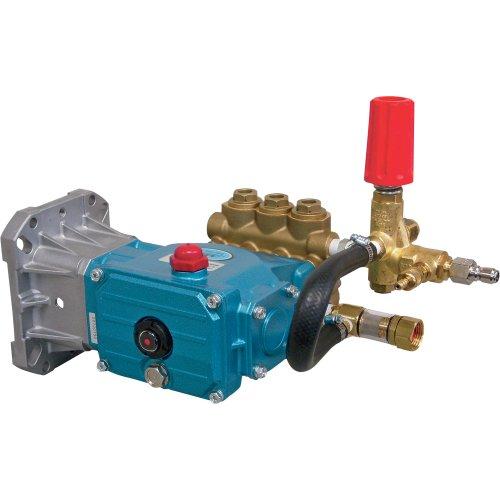 Triplex pressure washer pump