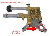 Annovi Reverberi 2800 Psi Pressure Washer Pump Annovi Reverberi RMW2.5G28EZ, 2800 psi, 2.5 GPM with Thermal Relief Protection Valve