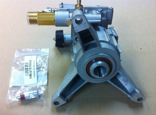 briggs and stratton pressure washer pump