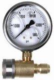 5,000 PSI Test Set - Pressure Gauge