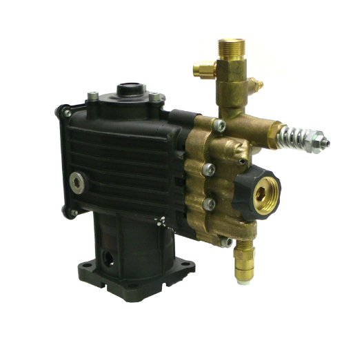 Triplex pressure washer pump