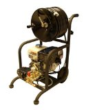 13 HP Gas Powered Portable Sewer and Drain Jetter