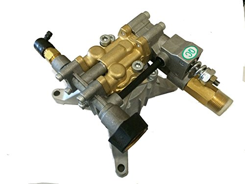 Excell pressure washer pump