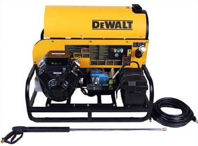 Dewalt washer pump